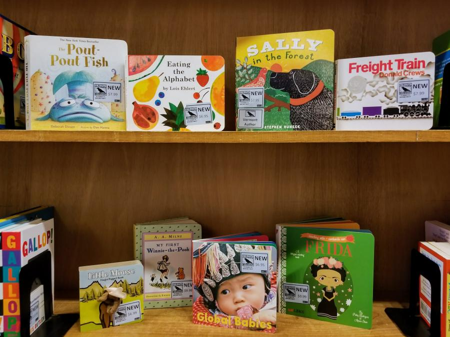 Crow Bookshop offers a fine selection of children's and young adult books,  both new and used! You'll find that at our physical store almost all new ...