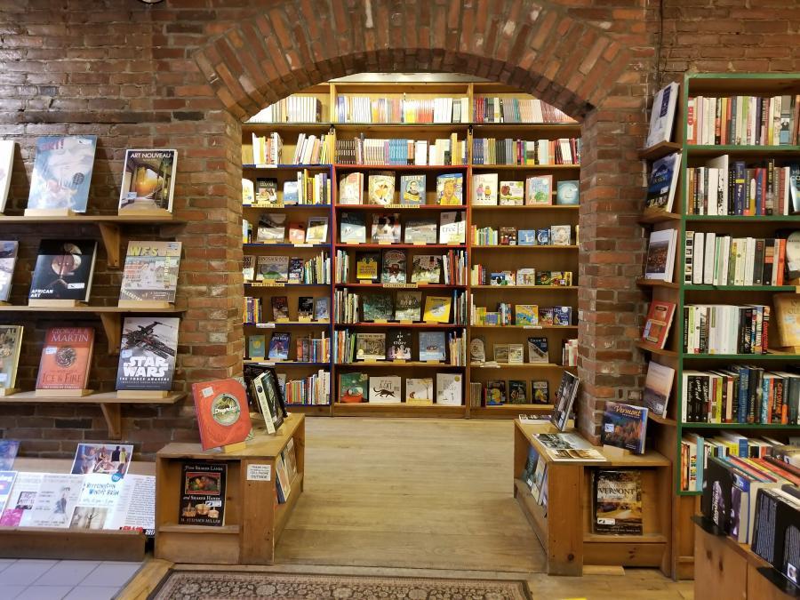 Welcome Crow Bookshop